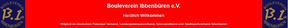 Bouleverein Ibbenbüren – Deutscher Meister 2017